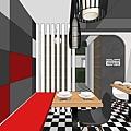 餐廳設計7