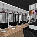 美髮店設計 店面設計 室內設計 室內裝修 空間規劃 (1).jpg