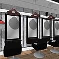 美髮店設計 店面設計 室內設計 室內裝修 空間規劃 (2).jpg