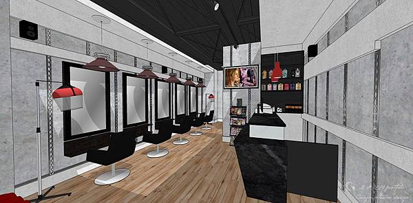 美髮店設計 室內設計 空間規劃 店面設計 商業空間設計 (1).jpg