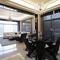 天花板設計 佑崧層就 現代奢華設計 室內裝潢設計