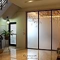 造型鋁框門估價