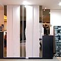 玄關裝潢估價/系統櫃估價/鞋櫃估價