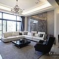 客廳天花板裝潢估價/天花板估價/客廳裝潢