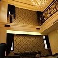 客廳裝潢估價/挑高空間裝潢估價/天花板裝潢估價