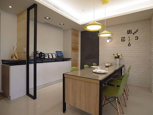 台中裝潢估價 餐廳櫃收納設計