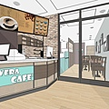 大墩咖啡店設計4