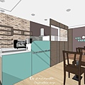 大墩咖啡店設計5
