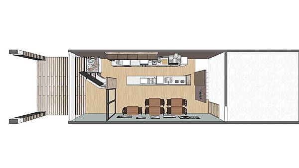 大墩咖啡店設計9