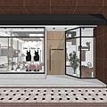 大聖街服飾店設計1