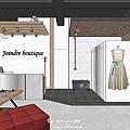 大聖街服飾店設計4