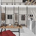 大聖街服飾店設計6