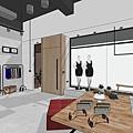 大聖街服飾店設計7