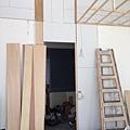 大聖街服飾店監工日誌木作5