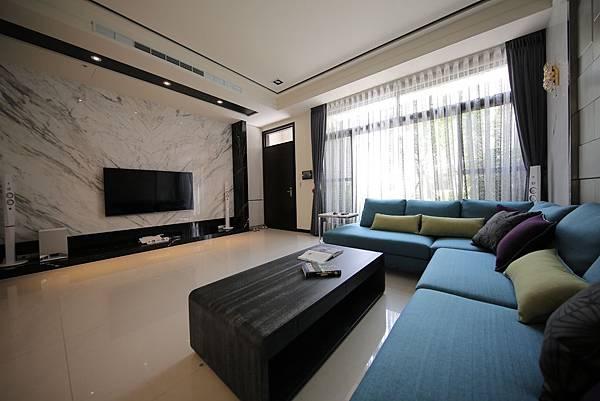 現代奢華 室內設計
