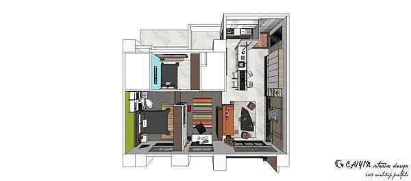 客廳設計I-5