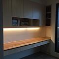 書房書桌櫃設計
