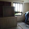 小孩房床頭納櫃製作