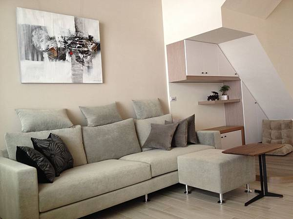 彰化室內設計客廳空間規劃