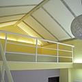 民宿閣樓夾層設計