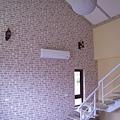 民宿閣樓牆面設計