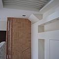 住宅民宿玄關天花板設計