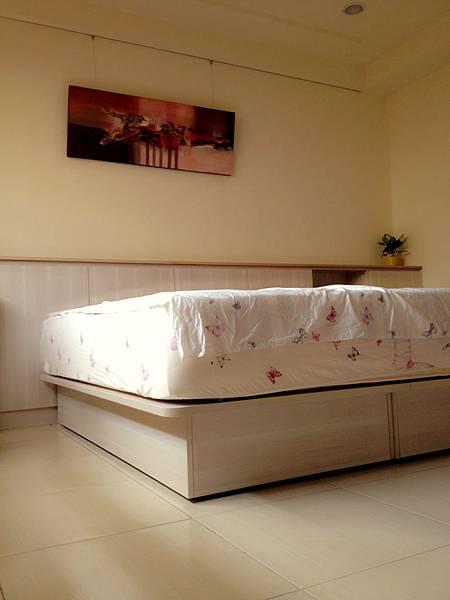 系統櫃床台設計