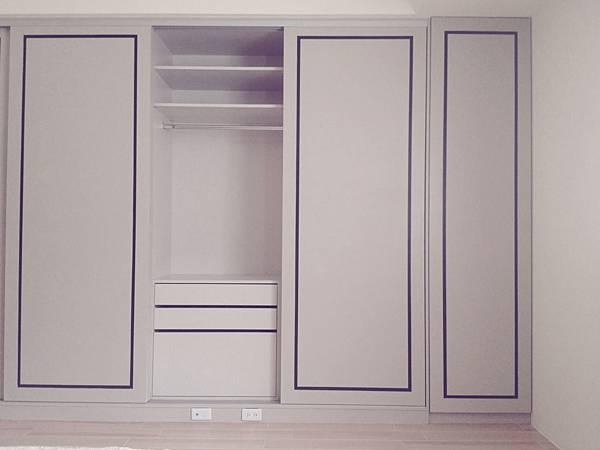 朵瓦櫥櫃 衣櫃內裝規劃
