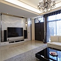 客廳電視櫃設計