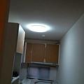 廚房燈具安裝紀錄
