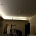 天花板T5間接光燈具安裝