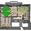 台中圖書館設計平面圖1