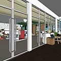 台中圖書館設計陽台2