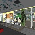 台中圖書館設計門口3