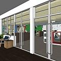 台中圖書館設計陽台1