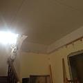 走道入口上方天花板封板完成.jpg