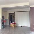 一樓天花板木作施工完成.jpg