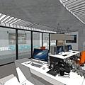 內部辦公室工作區規劃