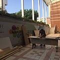 垃圾櫃體木工工程施作