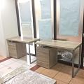 木工工程辦公桌組裝