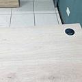辦公桌檯面出線孔開孔