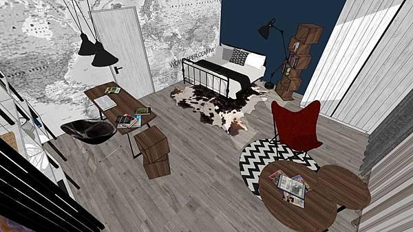 老屋翻新 臥室空間規劃.jpg