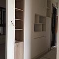 惠宇新觀 (4)系統櫃組裝施工完成