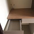 惠宇新觀 (8)系統櫃組裝完成