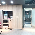 高雄辦公室 入口右側接待區