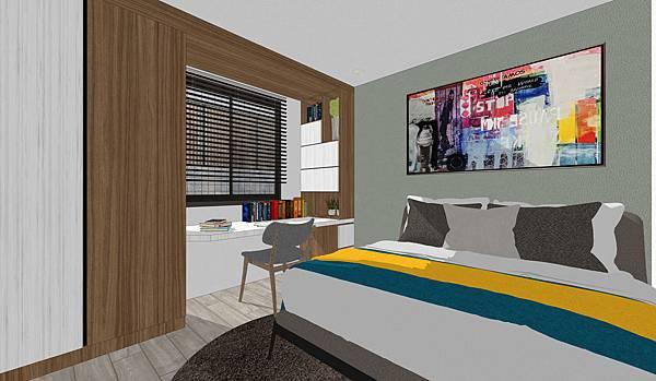 台中老屋翻新 臥室空間設計.jpg