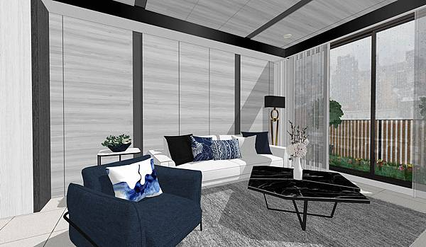 大漁建設森自在 客廳空間設計.jpg