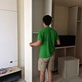 惠宇新觀Q戶 玄關系統櫃組裝進度.jpg