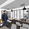 商辦空間規劃設計 - 教室及會議室空間