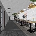 商辦空間規劃設計 - 員工休憩空間